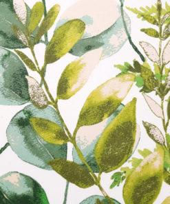 abazur zielone liscie