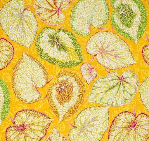 abażur żółty