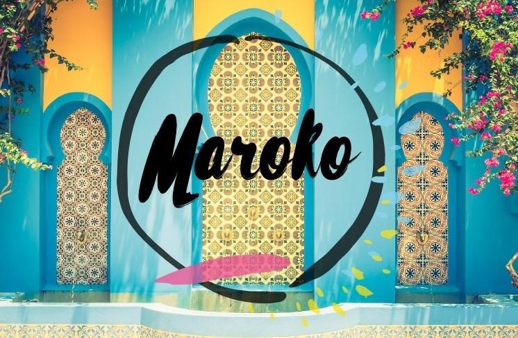 Abażury w modnych wzorach marokańskich