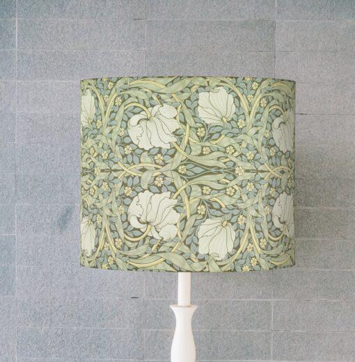 abażur do lampy stołowej 25 cm vintage