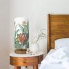 lampa drewniana ręcznie robiona