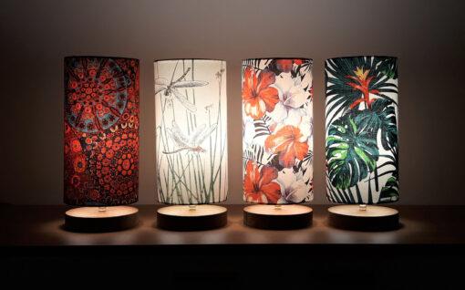 lampy drewniane recznie robione
