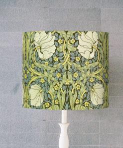 abażur do lampy vintage dekoracyjny william morris