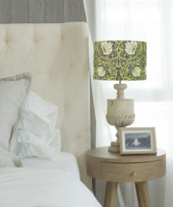 abażur vintage dekoracyjny william morris