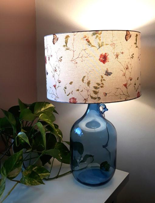 abażur do lampy sklep wzór łąka lampidarium