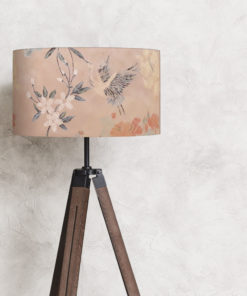 abażur klosz japoński styl do lampy