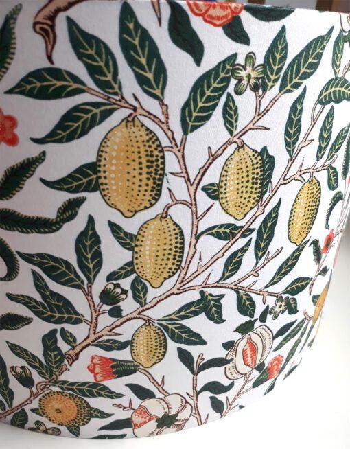 abazur klosz do lampy stołowej rośliny