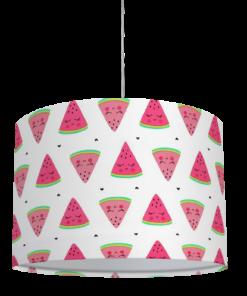 lampa dziecięca sufitowa abażur arbuzy